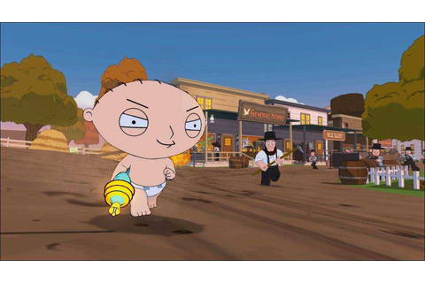 Family Guy Back to the Multiverse Download Free Full Game ...