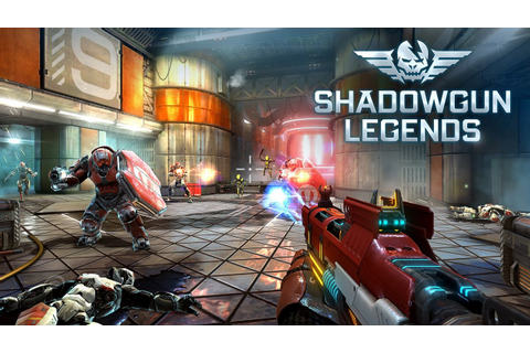 'Shadowgun Legends' Continues to Look Great | TouchArcade