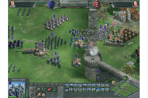 Knights of Honor - Download Free Full Games | Strategy games
