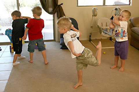 Freeze Dancing | January Toddler Activities | Pinterest ...