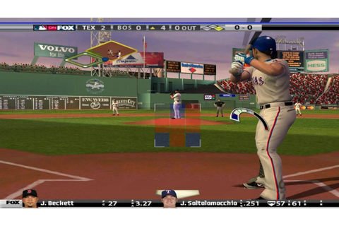MVP Baseball 2005 PC Online - YouTube