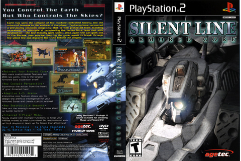 VgM Musicks: Armored Core 3: Silent Line