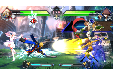 BlazBlue: Cross Tag Battle Is Dead Simple By Design ...