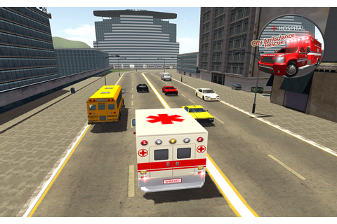 Ambulance Rescue Game 2017 - Android Apps on Google Play