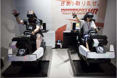 The Business Of Virtual Reality Arcades, A Future $45 ...