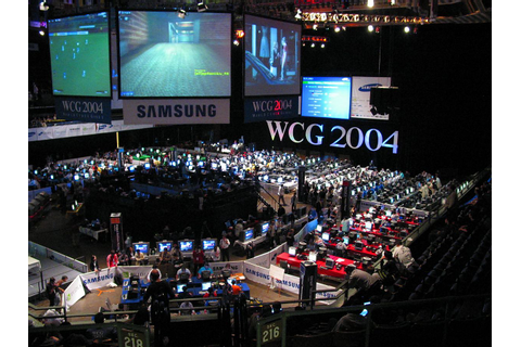 World Cyber Games 2004 - Wikipedia