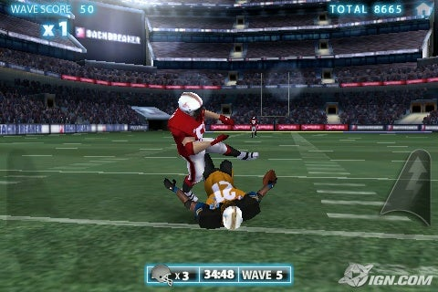 Backbreaker Football: Tackle Alley - Touch Arcade