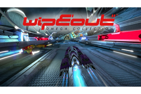 WipEout Omega Collection [PS4] -- recenzja - YouTube