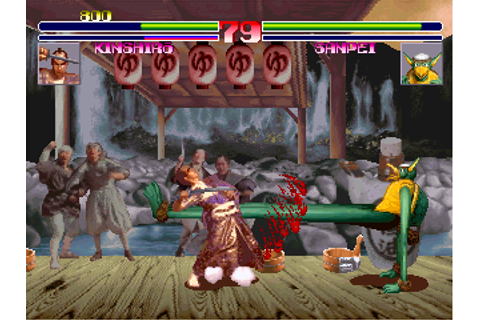 Play Blood Warrior Coin Op Arcade online | Play retro ...