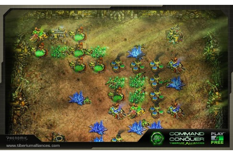 Command conquer tiberium alliances play and win - Report Games