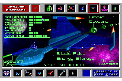 Star Control 1 Download (1990 Strategy Game)