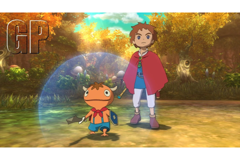 Ni no Kuni: a tale of Mite and magic » Matchsticks for my Eyes