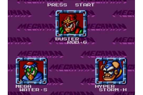 Mega Man: The Wily Wars (Wily Tower) - Stage Select - YouTube
