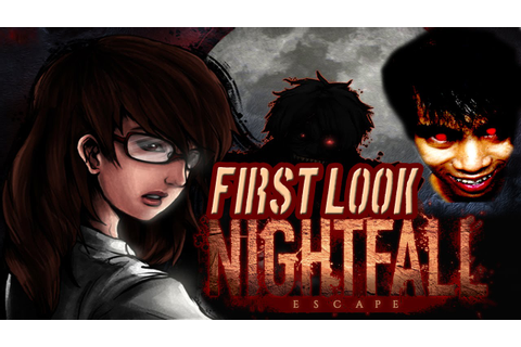 NightFall: Escape - Philippine Horror game! (first look ...