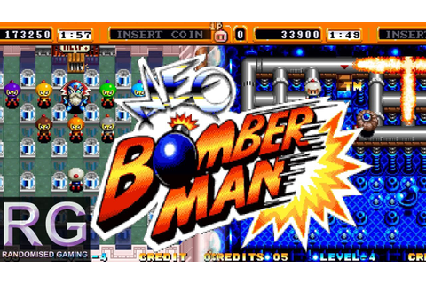 Neo Bomberman - Arcade - Intro & story mode full ...