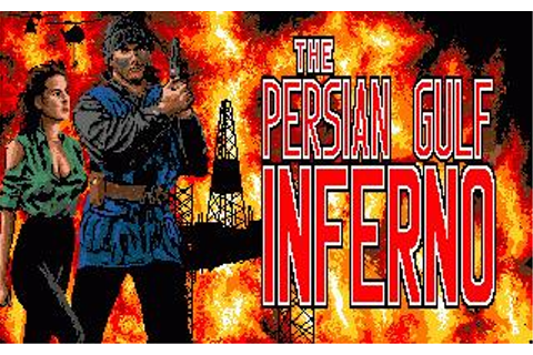 Persian Gulf Inferno Download (1989 Amiga Game)