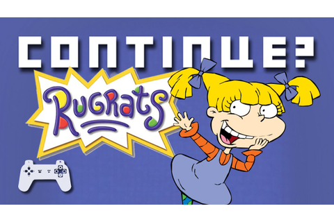 Rugrats Totally Angelica (PlayStation 1) - Continue? - YouTube