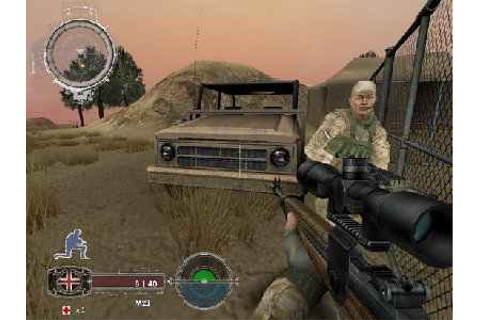 CTU: Marine Sharpshooter - PC Game Download Free Full Version