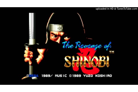 The Revenge of Shinobi Suite (PLAY! A Video Game Symphony ...