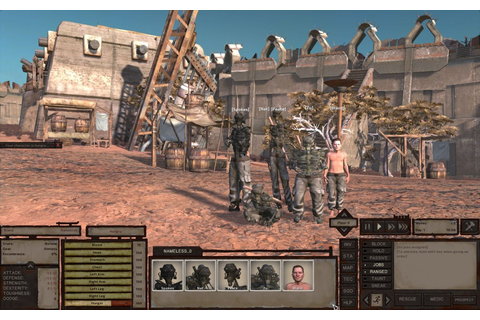 Kenshi 2 is already in development | PC Gamer