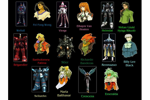 Xenogears | Xenogears - best game ever | Pinterest | Xeno ...