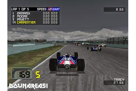 Cart World Series PS1 ISO - Download Game PS1 PSP Roms ...