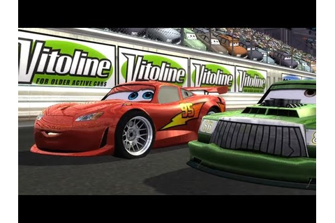 Cars Race o Rama Full Walkthrough HD - YouTube