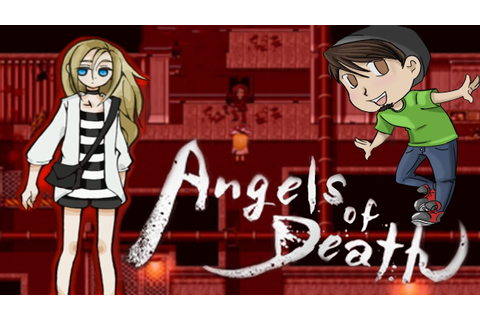 GO AWAY ZACK!!! Angels of Death Gameplay #1 - YouTube