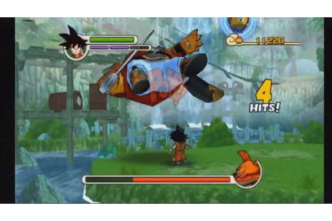 Dragon Ball: Revenge of King Piccolo GAMEPLAY [Wii] - YouTube