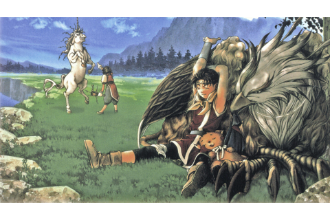 The Top 25 RPGs of All Time #5: Suikoden 2 | USgamer