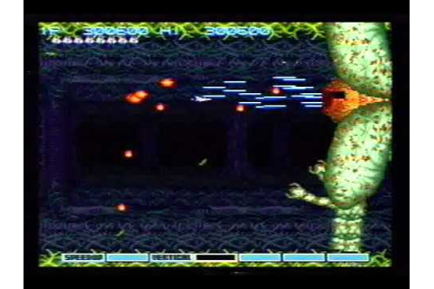 Gradius III (SNES) - Full game on hard mode (Updated ...