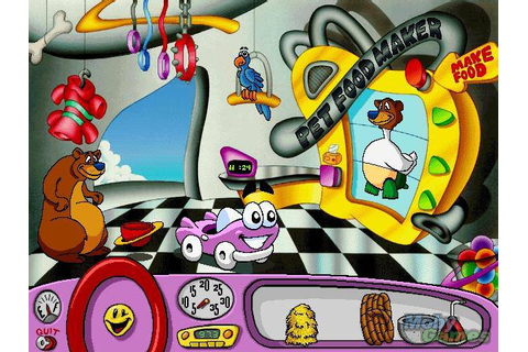 Download Putt-Putt Travels Through Time (Mac) - My Abandonware