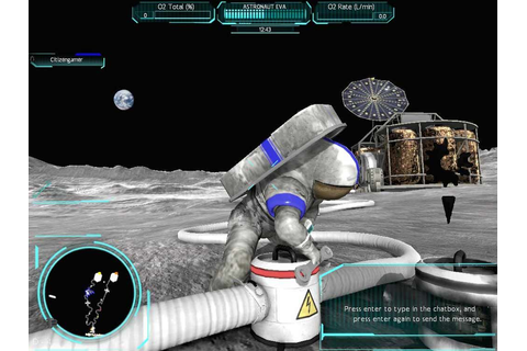 Game Review: Virtual Lunar Life on NASA's 'Moonbase Alpha ...