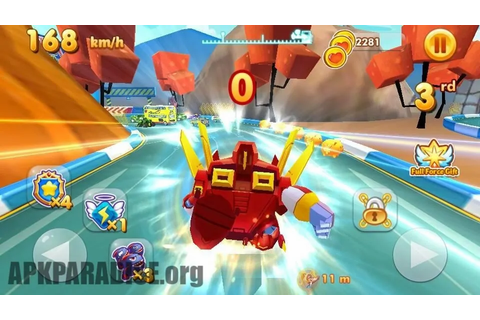 Crash Bandicoot: Nitro Kart 2 APK v1.4 Full Game Download ...