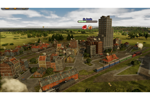 Railway Empire: Test der Eisenbahn-Tycoon-Simulation