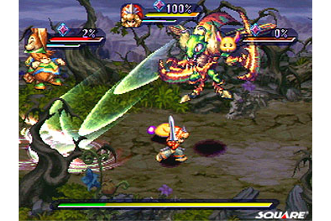 Legend of Mana - Kuliah Game