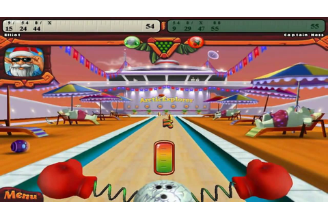 Elf Bowling: Hawaiian Vacation (PC) Game Play - YouTube