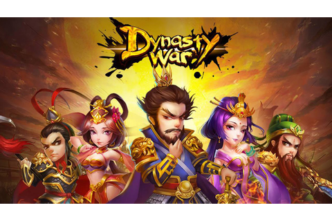 Dynasty War Gameplay IOS / Android - YouTube