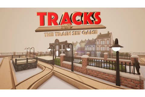 New update arrives for Tracks - The Train Set Game