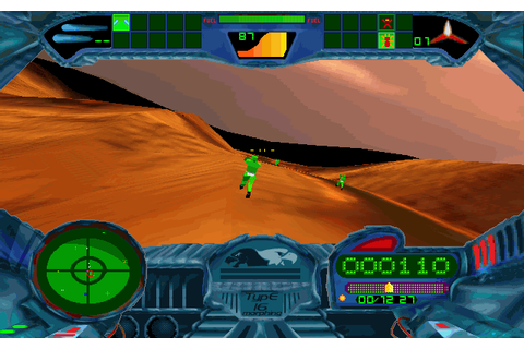 Download Scorched Planet - My Abandonware