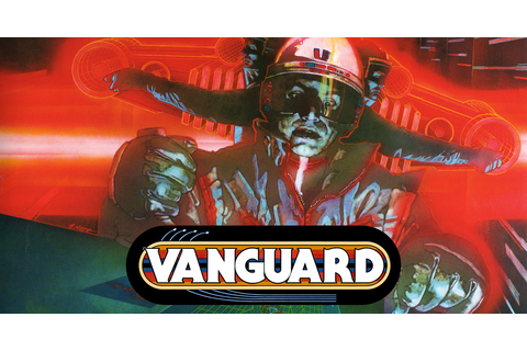 Vanguard - PixelatedArcade