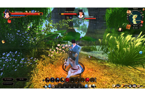 Age of Wulin - gameplay 1 - YouTube
