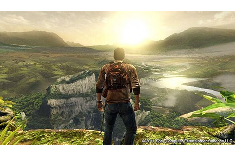 PS Vita: Uncharted: Golden Abyss Review | GamesBeat