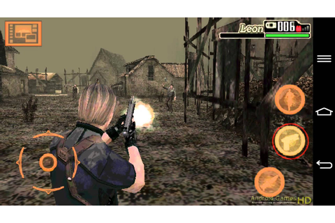 Resident Evil 4: Mobile Edition - Gameplay Android HD / HQ ...
