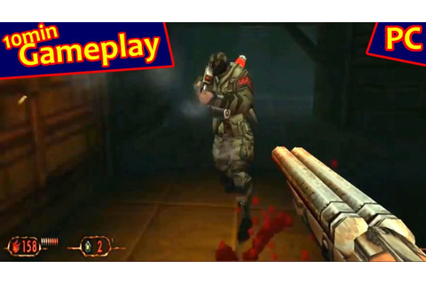 Blood II: The Chosen ... (PC) [1998] - YouTube