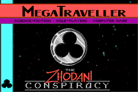 Download MegaTraveller 1: The Zhodani Conspiracy - My ...