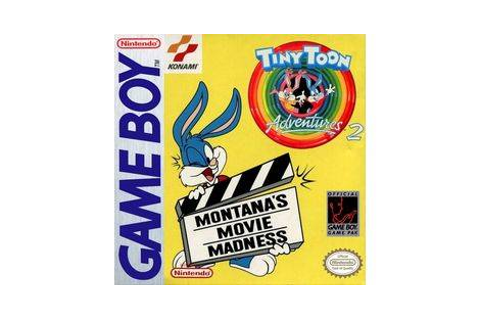 Tiny Toon Adventures 2: Montana's Movie Madness - jeu ...