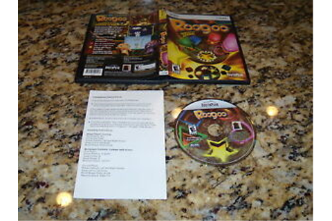 Roogoo Roo Goo PC (PC) Game Complete (Mint) 612561510142 ...