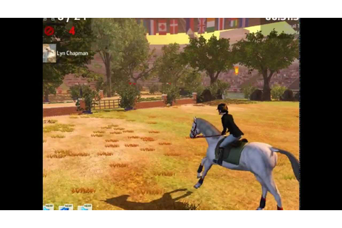 New Riding Club Championship Game 2013 - YouTube