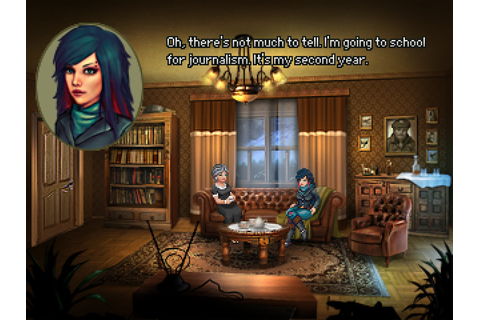 Kathy Rain - Download - Free GoG PC Games